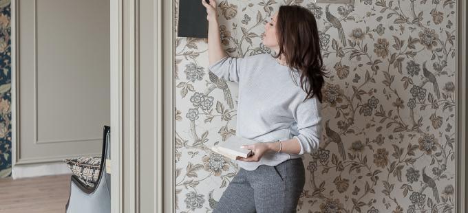 Покраска стен в квартире. Выбор цвета и вида краски.