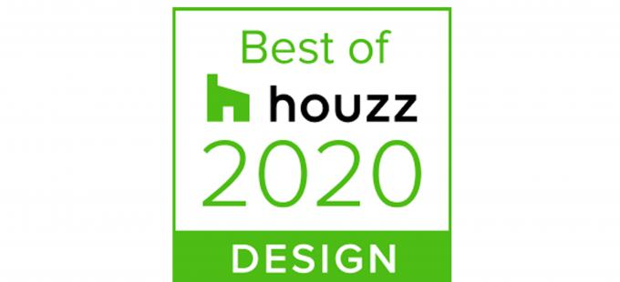 Премия Houzz - Best of houzz 2020 Design.